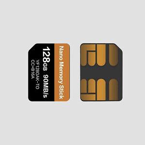 NM Nano Memory Card Steckkarte 128GB 90MB/s Für HUAWEI P30 / Mate20 Zubehörteil