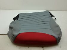 2015 FIAT 500L FRONT PASSENGER LOWER OEM SEAT COVER 68212142AA #091