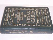 easton press THE COMPLETE GUIDE TO MIDDLE-EARTH Robert Foster