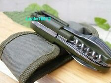 Picnic Stainless Steel Folding spoon fork knife Cutlery traveling camping hiking