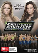 UFC-Ultimate Fighter -Team Rousey Vs Team Tate (DVD, 2014, 5-Disc Set) Region 4
