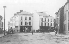 Postcard/Victoria Place/Carrickfergus/Co Antrim/c 1900/Sepia/Ireland/Irish/New
