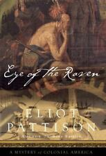 Eye of the Raven: A Mystery of Colonial America-ExLibrary