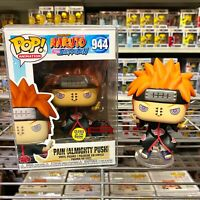 "Funko Pop Naruto  : Pain (Almighty Push) Glows in the Dark #944 Vinyl ""MINT"""