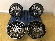 "Mercedes A class CLA C E CLASS fitment C63 TWIST Style Alloy wheels 18"""