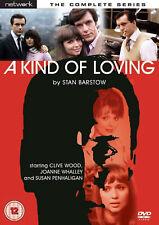 Eine Art liebevolle komplette Serie DVD Sammlung Clive Holz Robert UK RELEASE NEU
