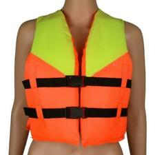 DIY Safe Youth Kids Universal Polyester Life Jacket Swimming Boating Ski Vest #B