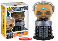 Davros Super Sized Pop! Vinyl Figure BBC Doctor Who FUNKO BRAND NEW ABUGames