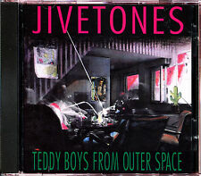 JIVESTONES - TEDDY BOYS FROM OUTER SPACE - CD ALBUM [1481]