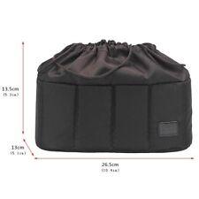 New Selens Flexible Camera insert Partition Padded Bag Case for DSLR SLR Lens