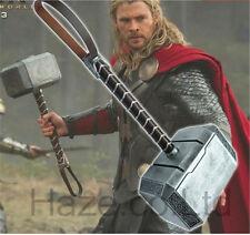 1/1 Avengers Thor's Hammer The Dark World Mjolnir Model Statue Collection