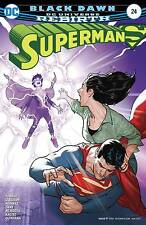 Superman #24 DC Rebirth NM