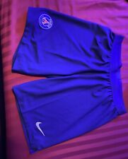Nike PSG 2018/2019 Home Shorts Player Issue Vaporknit