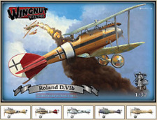 Wingnut Wings 1/32 Roland D.VIb High Quality Model Kit Set #32017 OOP