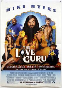 EBOND The Love Guru Preparati a Sentire L'amore Locandina Cinema O_L0160