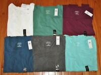 NEW NWT Womens Banana Republic Timeless Tee Long Sleeve Crewneck T-Shirt