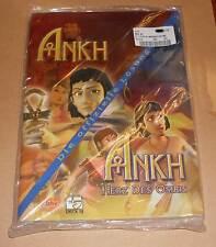 Ankh 1 + 2 - Herz des Osiris - Die offizielle Lösung ( Spieleberater ) Neu OVP