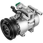 AC A/C Compressor w/ Clutch 4-Groove Fit for Kia Rio/Rio5 2006-2011 1.6L 97371