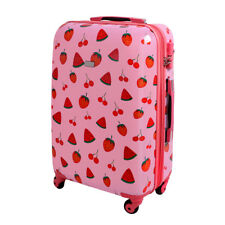 XL Karry Hardshell Case Children's Trolly Fruit Suitcase 67 L Girl Fruit 819 a