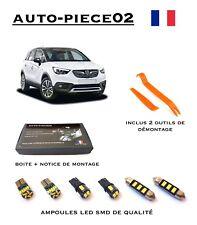 Pack FULL LED intérieur pour Opel Crossland X