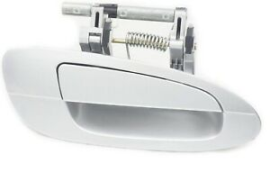 Front Passenger Right Outside Door Handle For 2002-2006 Nissan Altima KY1 Silver