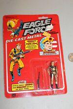 SEALED 1981 MEGO EAGLE FORCE ACTION FIGURE MOC DIECAST TOY STRYKER SHARPSHOOTER