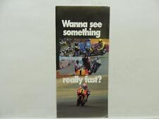 1993 U.S. Motocycle Brochure Grand Prix USGP Accessories Order Form L7837