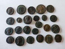 Rome - Lot 24 Monnaies Empire Romain à étudier