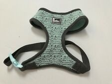Simplygo! Dog Mesh T Strap Body Harness Med Teal/Blue New Without Tags