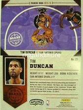 Panini NBA (adrenalyn xl) 2013/2014 - #021 tim duncan-Board members
