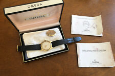 Omega Vintage Seamaster Ref GX6250 Automatic 14K Yellow Gold 1950's? - Working
