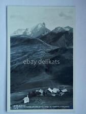 ALPE DI SIUSI Albergo DIALER Marmolada Bolzano vecchia cartolina