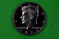 1971-S  Kennedy Half Dollar Deep Cameo US GEM  Proof Coin