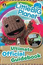 Little Big Planet Ultimate Official Guidebook Paperback Grosset & Dunlap 2012