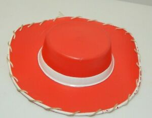 Disney Pixar Woody Toy Story Jessie's Red Cowgirl Replacement Hat