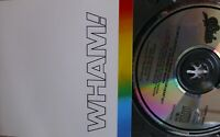 Wham!- The Final- EPIC CD EPC 88681- Made in Austria-Frühauflage