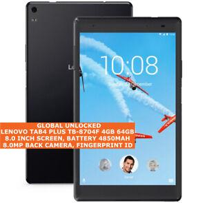 LENOVO TAB4 PLUS TB-8704F 4gb 64gb Octa Core 8.0mp Fingerprint 8.0 Inch Android