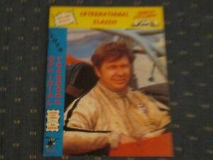 1974 Oswego Speedway International Classic Yearbook Ken Andrews