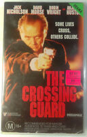 The Crossing Guard VHS 1995 Drama Sean Penn Jack Nicholson Roadshow Large Case