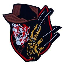 Freddy Krueger Patch Iron on Badge A Nightmare on Elm Street Costume Hat Patches