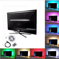 1m/3.2ft USB Power RGB LED Light Strip Advertising Board TV Background Light