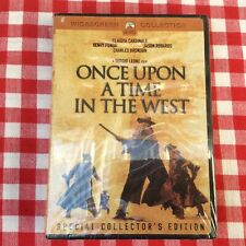 Once Upon A Time in the West Dvd: Special Collector's Edition-Nib!
