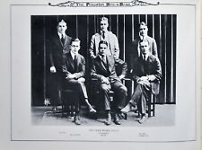 F Scott Fitzgerald College Yearbook Printed in 1917 for the Class of 1919
