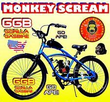 "66cc/80cc 2-stroke motorized bike Kit And 26"" Cruiser Bike Motor Bike Kit"