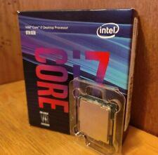 Intel Core i7 8700K CPU 3.7GHz 6-Core Desktop Processor Turbo 4.7GHz Socket 1151