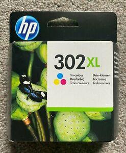 Original HP 302XL Tri-color Ink Cartridge for DeskJet Envy OfficeJet F6U67AE