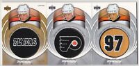 03-04 Trilogy Jeremy Roenick Star Crest Of Honor Flyers 2003