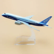 16cm Airplane Model Plane Air Prototype Boeing 787 B787 Airlines Aircraft Model
