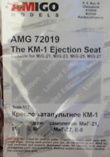 Advanced Modeling 1/72 resin KM-1M Ejection Seat - AMG72019 Amigo Line