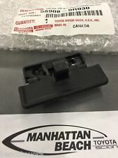 NEW GENUINE TOYOTA 13-15 RAV4 LIMITED CENTER CONSOLE COVER LID LOCK 58908-0R030